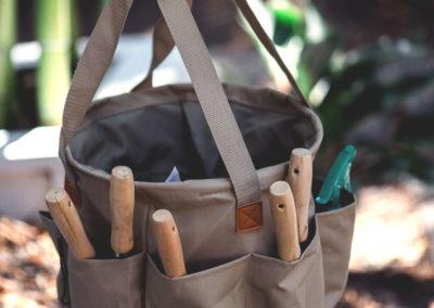 Daniel Leiritz Paysagiste - Sac outils entretien parc jardin
