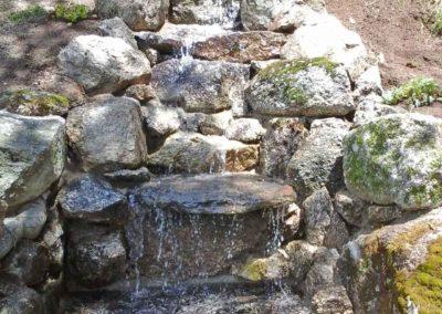 Daniel Leiritz Paysagiste - Création et aménagement de cascade après