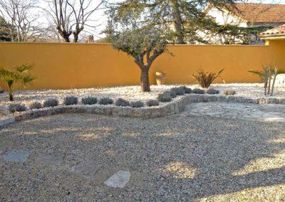 Daniel Leiritz Paysagiste - Création et aménagement d'une cour et plantation