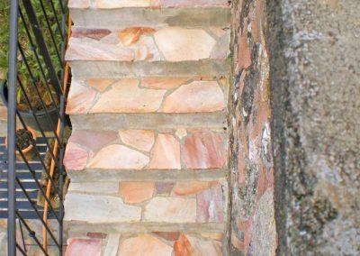 Daniel Leiritz Paysagiste - Création et aménagement d'une cour et escalier